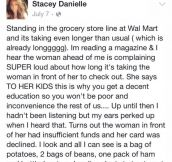 A Story of Three Moms In Walmart