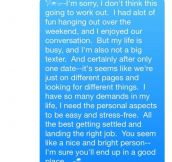 This Girl Got Rejected After A Tinder Date, Her Response Would Probably Scare You