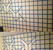 Clever Wall Design