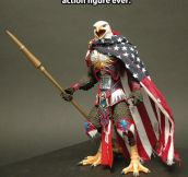 Quite Possibly The Most 'Murican Action Figure Ever