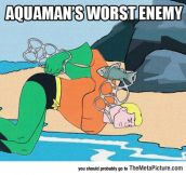 The Easiest Way To Defeat Aquaman