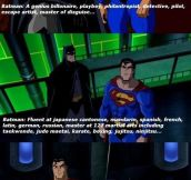 The Reason I Like Batman More Than Superman