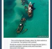 The Mystery Of The Bermuda Triangle Is Finally Solved