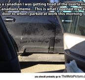 The Canadian Stereotype