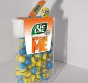 Despicable Tic Tacs