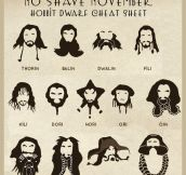 Hobbit No Shave November