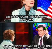 Dame Julie Andrews Still Has It