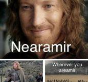 Nearamir, Faramir