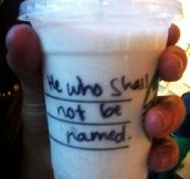 This Barista Knows What's Up