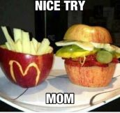 McHealthy Food