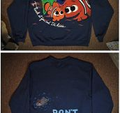 The Perfect Finding Nemo Sweatshirt