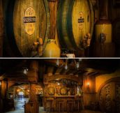Awesome Hobbit Bar In New Zealand