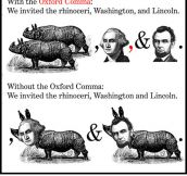 The Great Importance Of The Oxford Comma