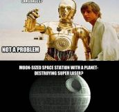 The Flawless Logic Of Star Wars