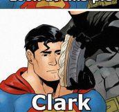 Come On Clark, Look
