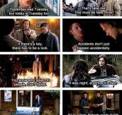 Just Supernatural Logic