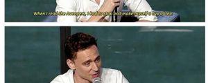He's Just So British