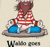 That Time Waldo Went To India