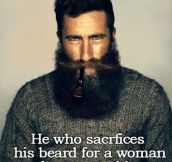 Beard Sacrifice Truth