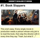 Book Slappers Should Be A Thing