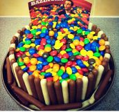 Perfect Sheldon Cake