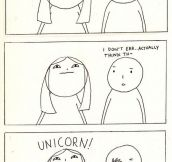 Now I'm Gonna Be A Unicorn