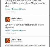 Facts About Carrots