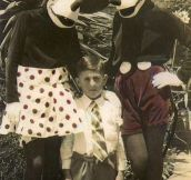 Apparently Disney Used To Be A Scary Place