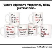 For The Grammar Nuts