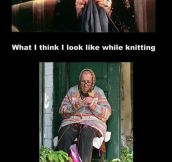 Knitting Expectations
