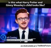 Probably Harry Potter's Illegitimate Son
