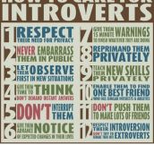 Learn How To Take Care For Introverts