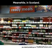 Scottish Ready Meals