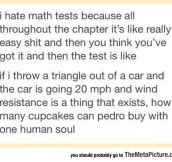 Every Math Test Ever