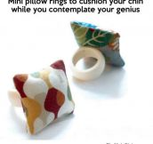 For Those Moments Of Genius