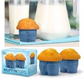The Perfect Muffin Tops