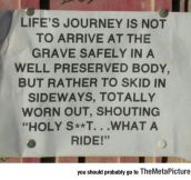 Truth About Our Life's Journey