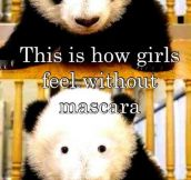 Girls Without Mascara