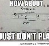 Very Pianissimo