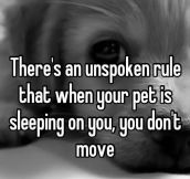 Important Unspoken Rule