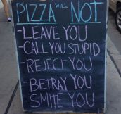 Why I Love Pizza So Much