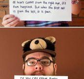 Fun Psychological Fact