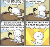 How Homework Is Really Done