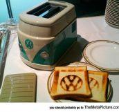 VW Van Toaster