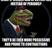 Dinosir Has A Good Point