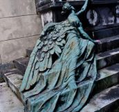 Weeping Angel From A Different Perspective