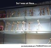Ikea Zombie Apocalypse