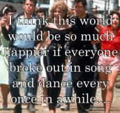 The World Would Be So Much Happier