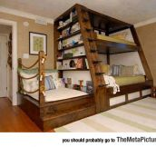 This Is The Mother Of Bunk Beds