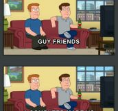 Guy Friends
